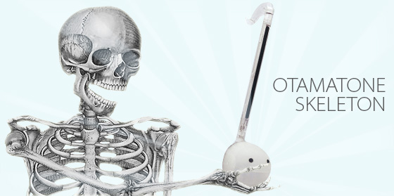 otamatone skeleton