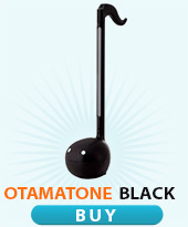 buy Otamatone black