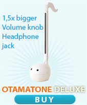 buy Otamatone deluxe white