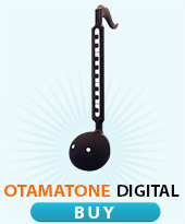 buy Otamatone digital black