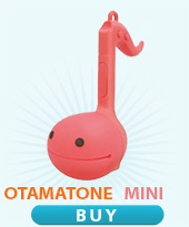 buy Otamatone Melody pink