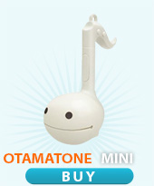 buy Otamatone Melody white