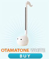 buy Otamatone white